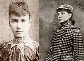 Nellie Bly cut new paths for women