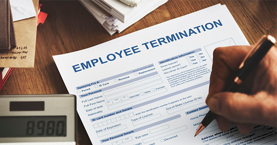 Weigh all the risks of bringing criminal charges against terminated employee