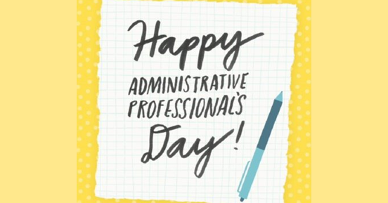 Administrative Professionals' Day: Words of wisdom and favorite famous admins