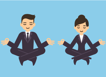 Calm down, everyone: Mindful practices for a mellower office
