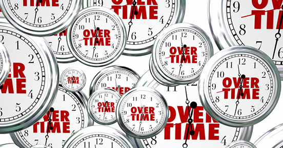 Important questions and answers about the new overtime rule