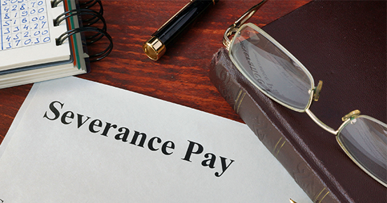 Severance perks improve in hot labor market