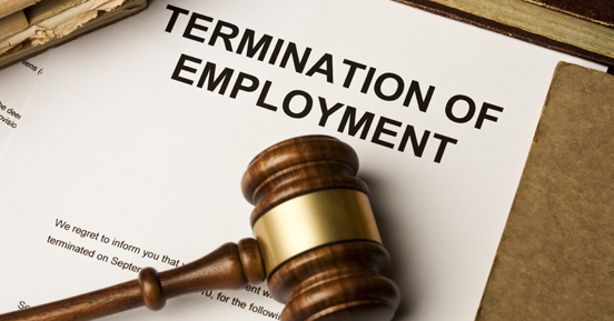 With wrongful termination, charges can come from anywhere