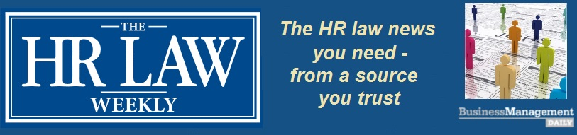 HR Law Weekly
