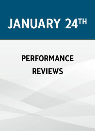 Performance Review Workshop