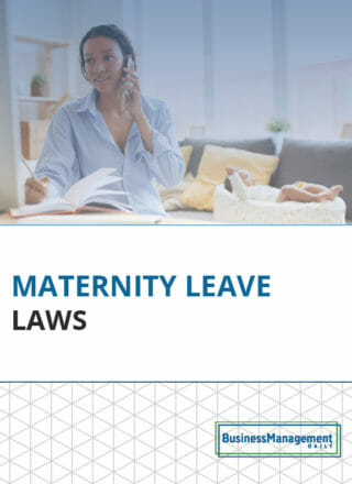 Maternity Leave Laws