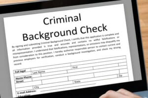 Criminal background checks in the Ban the Box era