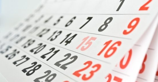 Choose best method to set FMLA calendar