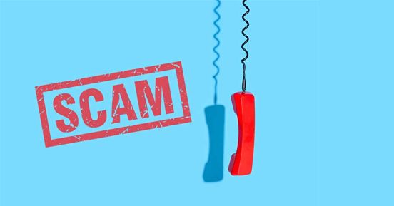 All scams, all the time: They will never stop, so you need to step in