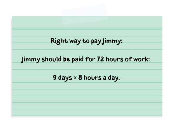 paycheck biweekly solution