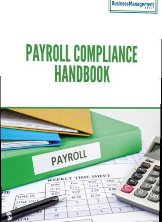 Payroll Compliance Handbook