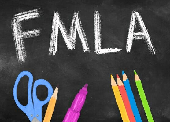 FMLA, new school year, paid leave, working parents