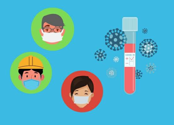 coronavirus testing, COVID-19 testing, virus testing