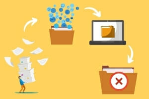 Why you need an electronic record deletion schedule
