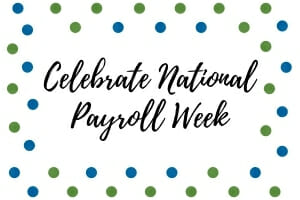 6 (socially distanced) ways to get involved with National Payroll Week