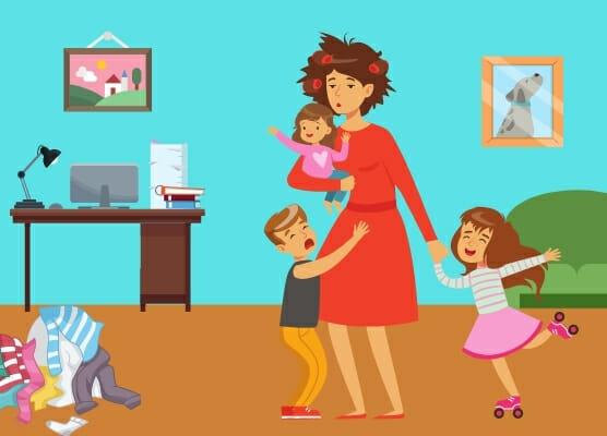 parent discrimination, Title VII, FFCRA 556x400