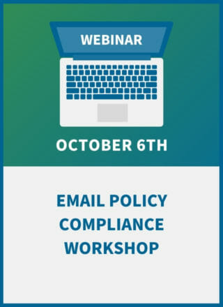 Email Policy Compliance Workshop