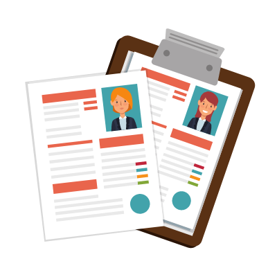 work history, job hunting 400x400 job experience