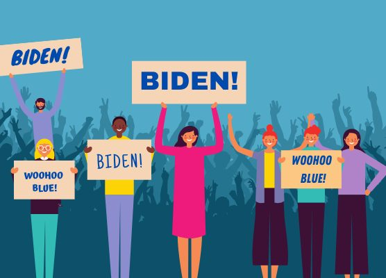 biden victory employer impact, PRO Act, EEOC, NLRB, Affordable Care Act 556x400
