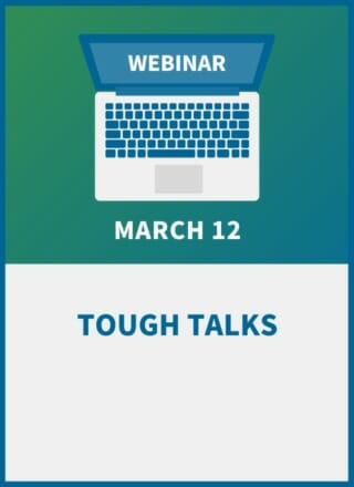 Tough Talks: Scripts & Strategies for Difficult Employee Discussions