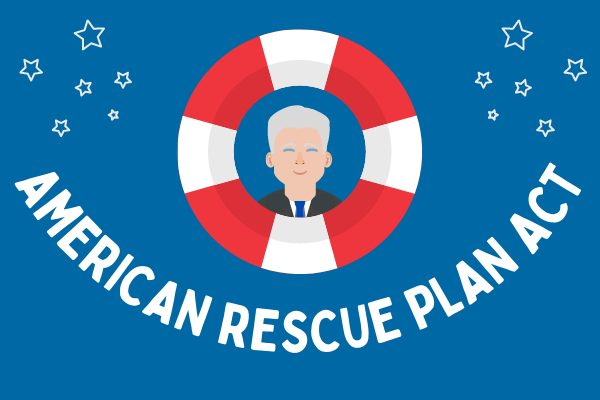The American Rescue Plan Act payroll 600x400