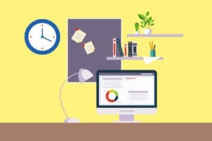 Setting remote work rules for hourly employees