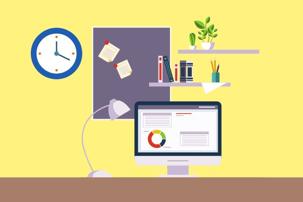 remote work rules 600x400 hourly employees