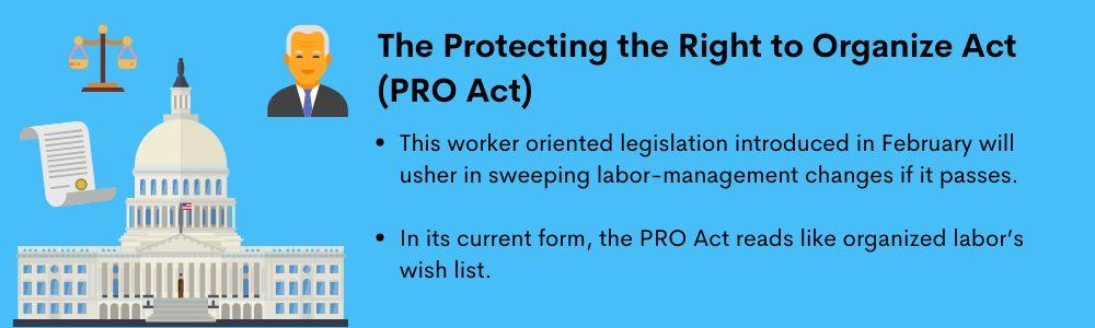 worker legislation 1000x300 infographic PRO Act