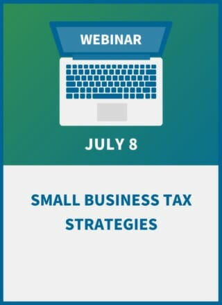 Small Business Tax Strategies: The Best Money-Saving Ideas for 2021