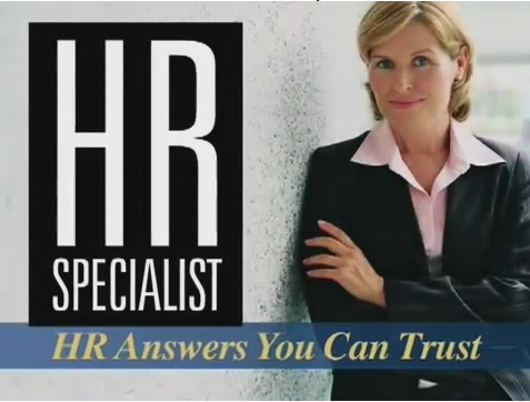 Take a Video Tour of TheHRSpecialist.com