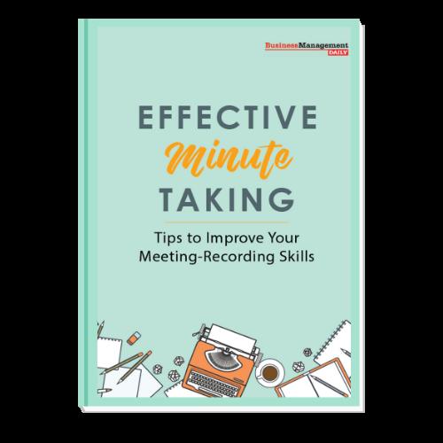 bonus-book-minute-taking